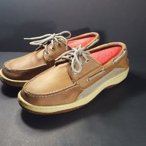 Sperry Top Siders, size 7.5.
